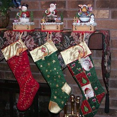 Christmas Stockings (Hammer51012) Tags: christmas chimney stockings fireplace stocking
