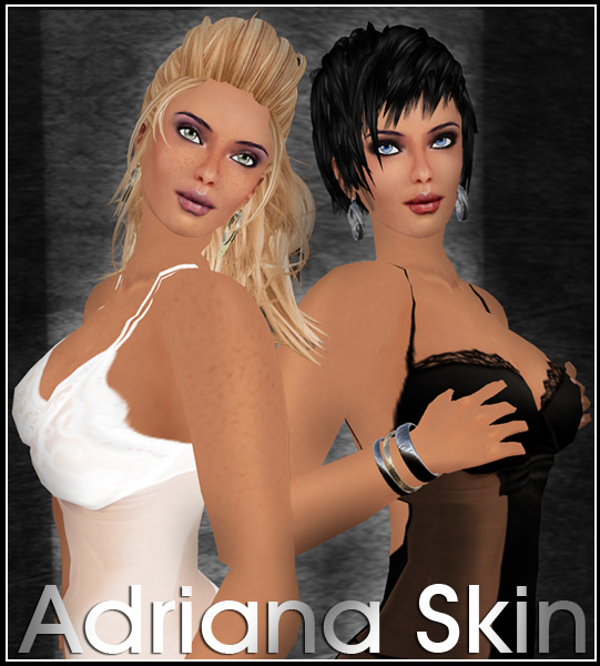 "Adriana ""Reloaded"" Skin"