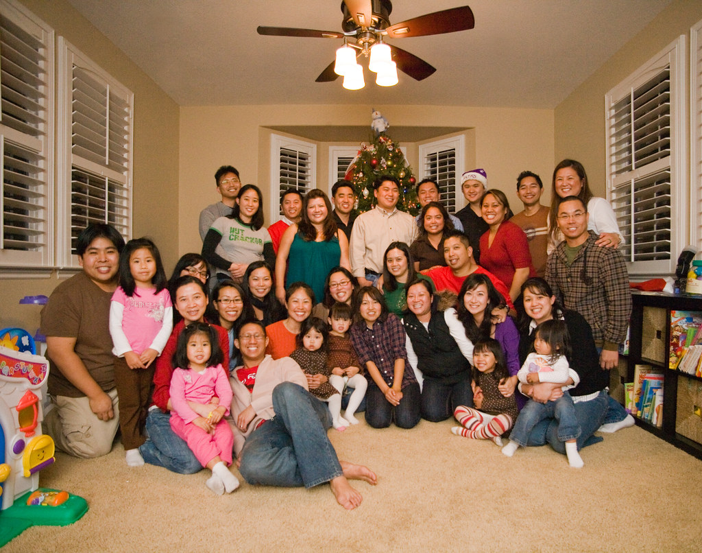 X-mas Party Group Shot