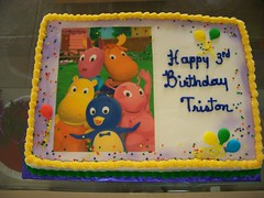 Backyardigans Birthday Cake (tc27jkw) Tags: birthday cake backyardigans