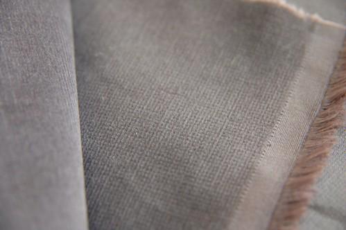 Greyish Purplish Corduroy