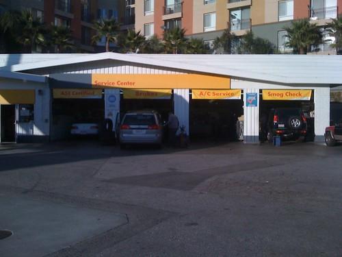 Marina Shell Station