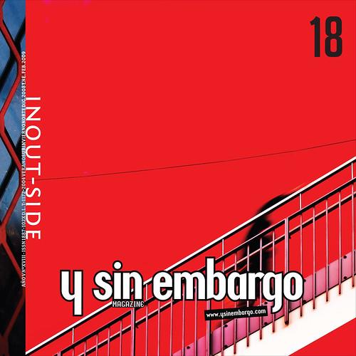 Y SIN EMBARGO magazine #18,