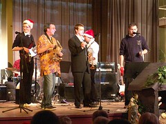 DSC01948 (Sunderlandpix) Tags: christmas school st for woods support december catholic williams mr aidans sierra f sing miss 2008 fundraising leone payne 17th josephs chri blama sunderlandpix
