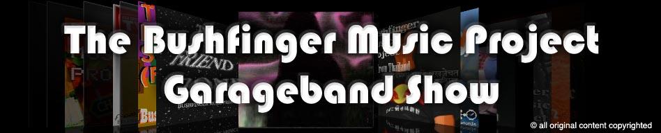 The Bushfinger Music Project GarageBand Show