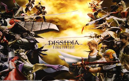 dissidia wallpaper. FF Dissidia Poster (FS ver.)