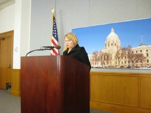 Denise Cardinal, Alliance for a Better MN