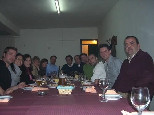 Cena Navidad Reunión 08