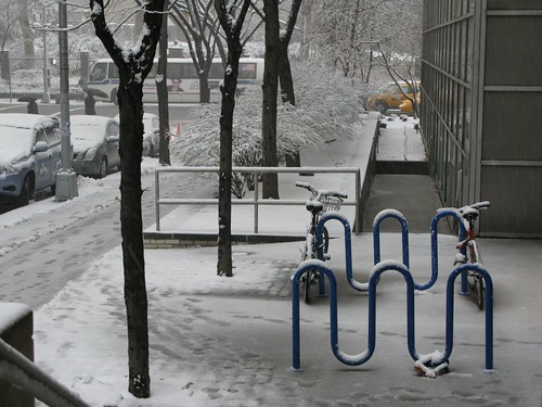 Snowstorm, 2