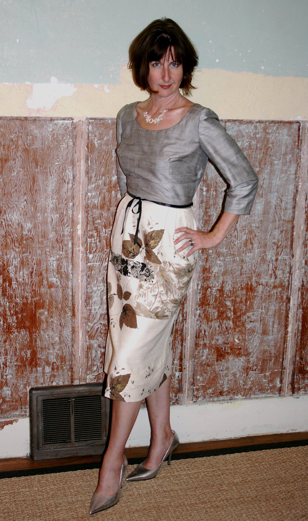 40th Birthday dress: New Vintage