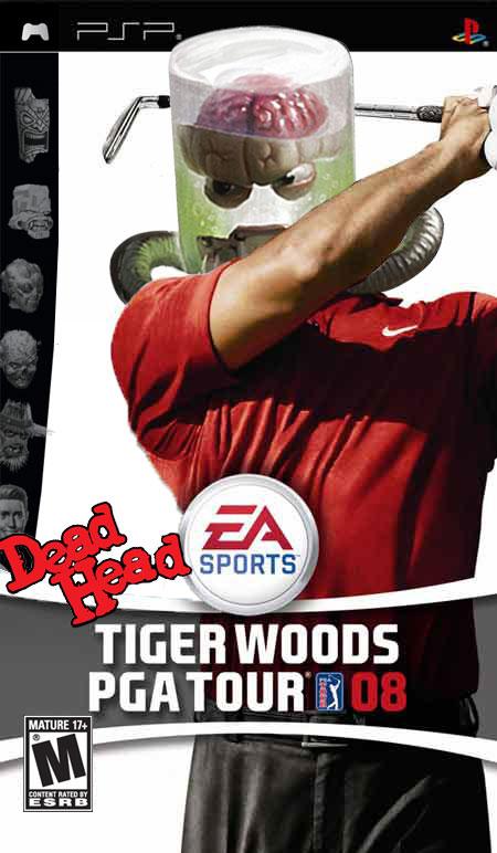 Dead Head Tiger