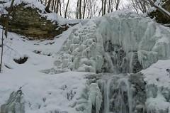 Sheman Falls 2 (D2H) (Maureen Littlewood) Tags: winter ice hamilton waterfalls tpmg iceformations shermanfalls