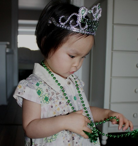 wee irish princess