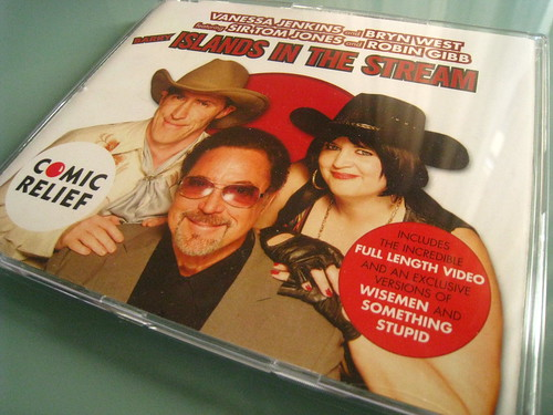 Comic Relief 2009 CD Single