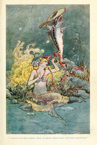 004-Charles Folkard- British fairy and folk tales -1920-La caballa magica