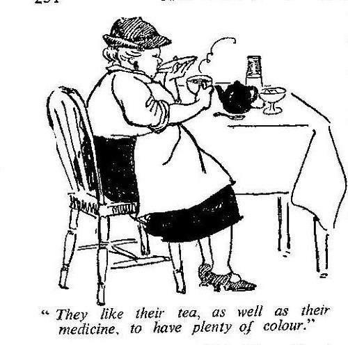 Tea is medicine