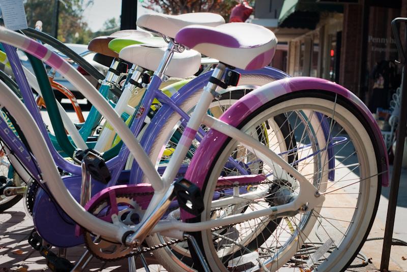 Day 25: Bikes