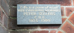 Rem 59a (Philip Snow) Tags: green memorial peter golders sellers