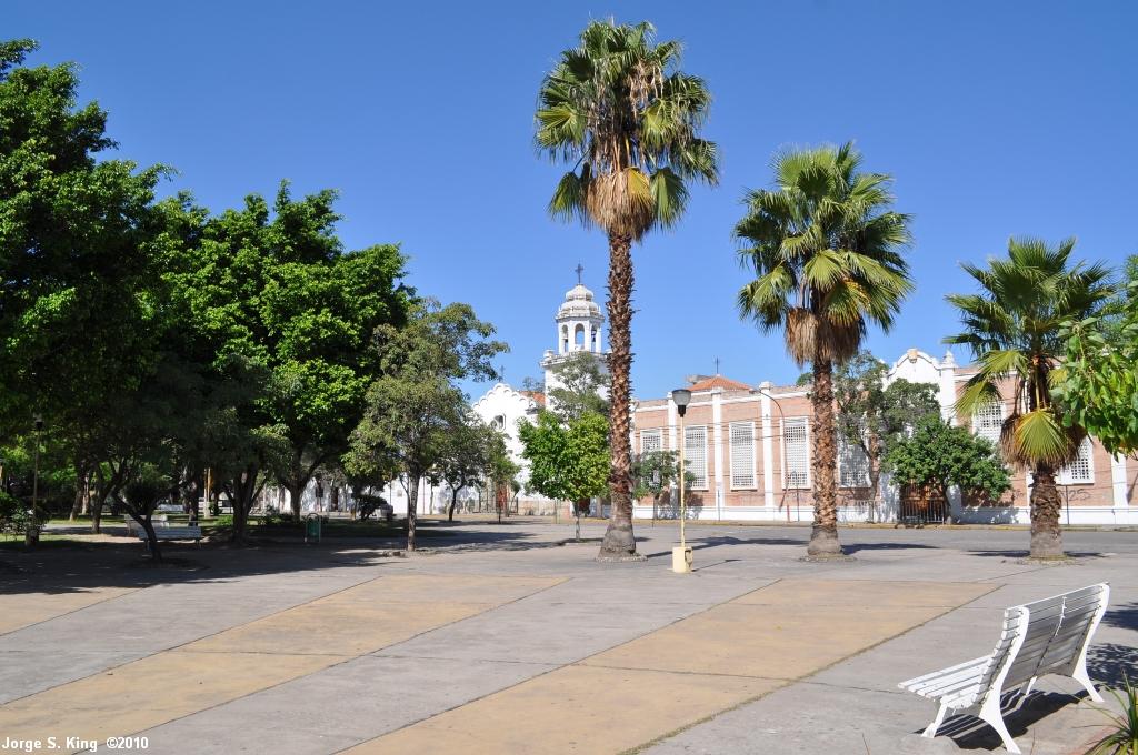 Capilla del Colegio Belén