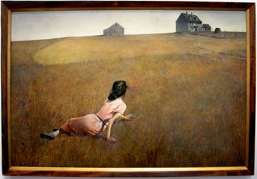 Andrew wyeth christinas world 1948 museum of modern art moma