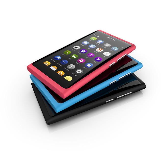 Nokia N9 Press Image
