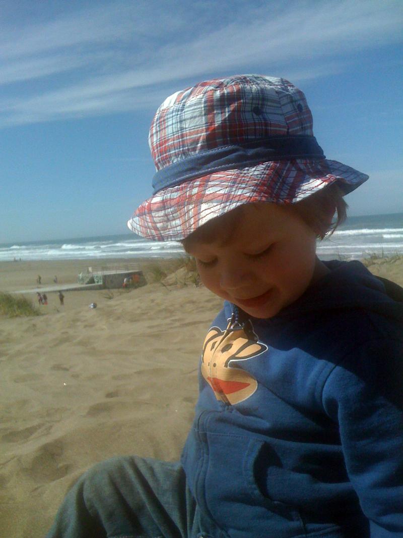 SF beach style