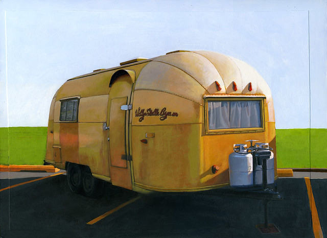 Airstream Gold (sold)