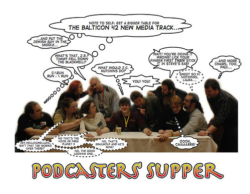 Podcasters Supper