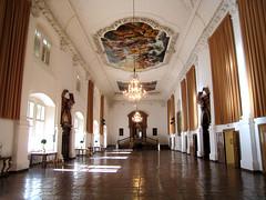 Inside the Residenz Salzburg