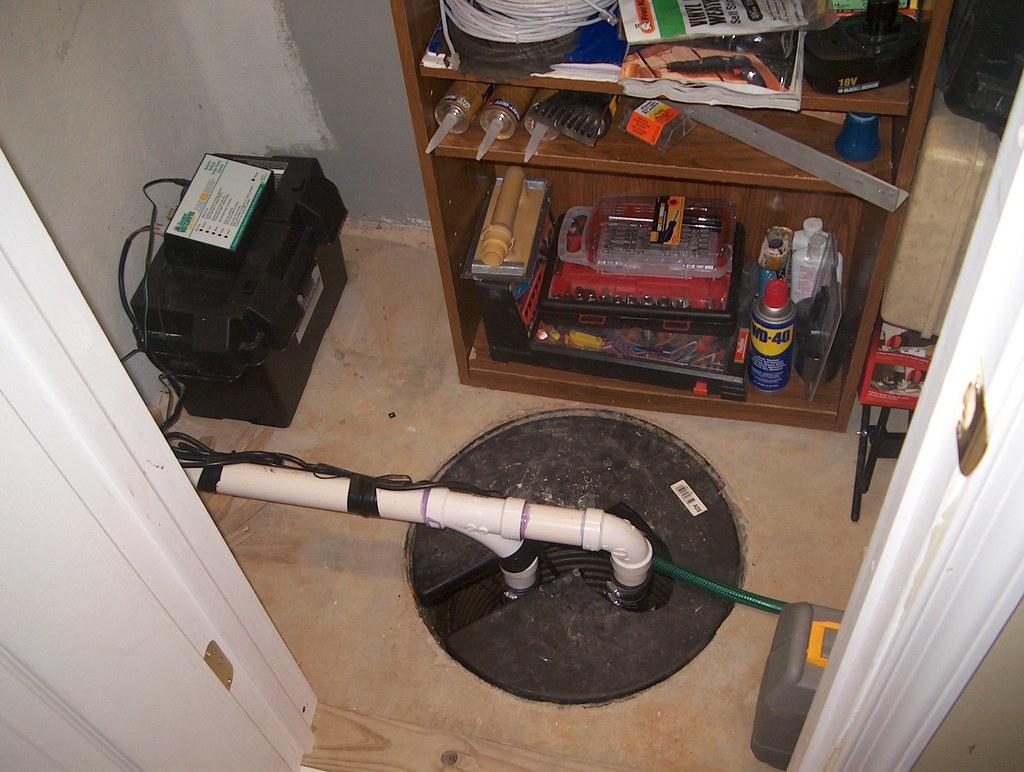 basement watchdog battery backup sump question