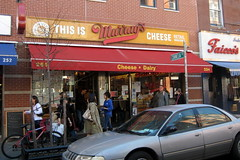 NYC - Greenwich Village: Murray's Cheese and Specialty Food Shop by wallyg, on Flickr