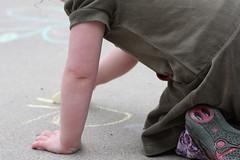 Goodbye Sidewalk Chalk