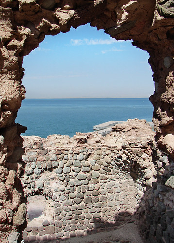 Commander Seat, Hormoz Fort, Persian Gulf