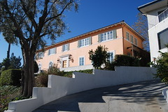 C. J. Berne Residence, C. Raimond Johnson, Architect 1937 by Michael Locke