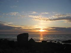 Cap Forchu Sunset (brian doucette) Tags: sunset yarmouthnovascotia theperfectphotographer vanagram