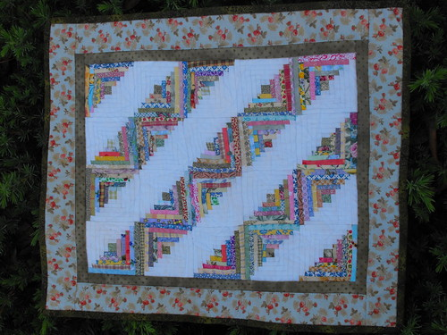 Four Seasons Quilt Swap - From Paula