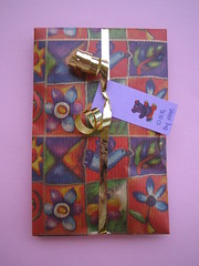 Troca de Papelaria (ONE by one) Tags: pack swap sent package paperfun maluciana26 trocadepapelaria