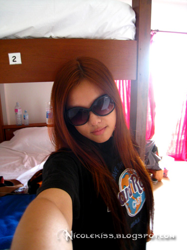me in siem reap hostel room