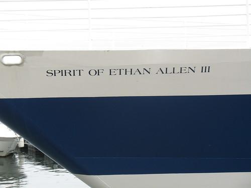 Spirit of Ethan Allen
