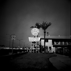 Sun Land Motel (kevin dooley) Tags: street old arizona bw favorite sun white black tree 120 film beautiful sign vintage wow square hotel cool interesting fantastic lomo lomography flickr pretty very good gorgeous awesome main award superior motel super best palm most negative diana signage winner stunning excellent land medium format much 50s avenue incredible oldie mesa breathtaking 30s exciting oldfashioned 40s sunland phenomenal lomographic valleyofthesun eastvalley dianaplus