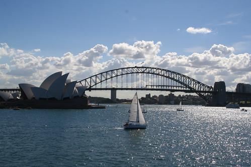 Sydney, puente y ópera