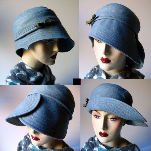 Terry Graziano Sweetheart hat