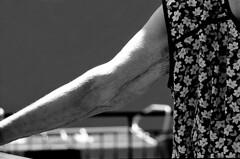 Ogni ruga  un romanzo..una storia di sconfitte o di gloria..ogni ruga raccoglie i silenzi...gli affanni... (D@deluc) Tags: life blackandwhite bw canon lights italia arm body bodylanguage elderly napoli wrinkle biancoenero tmax100 braccio ruga anziana