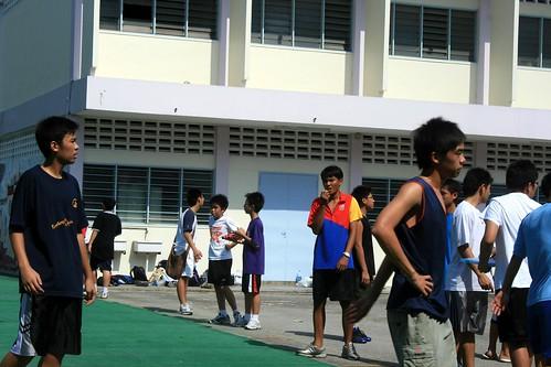 Handball Game #