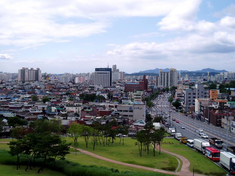 Suwon Fortress(6)
