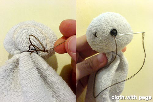 how to make and use a voodoo doll