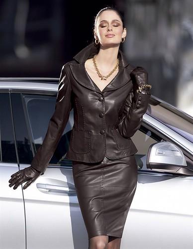 Victoria Beckham Leather Skirt 187 Victoria Beckham Fansite