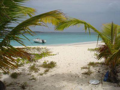 sandy island Anguilla 1