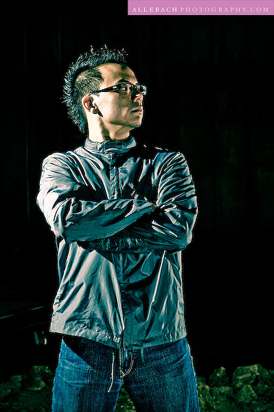 Philadelphia DJ Chris Le