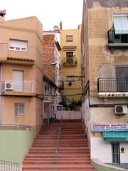 Stufen (Martin Volpert) Tags: españa spain catalonia catalunya espagne spanien stufen catalogna katalonien catalogne lametllademar treppenstufen mavo43
